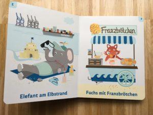 "Bilderbuch ""Hamburg ABC"""