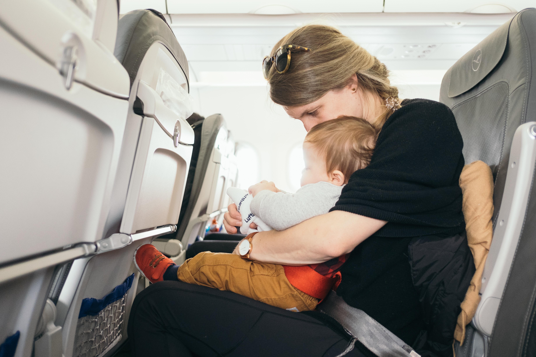 Tipps zum Fliegen mit Kind